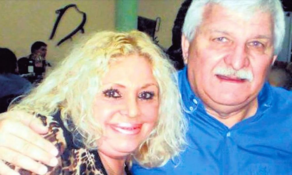 Detuvieron a Carrazzone por el femicidio de su mujer