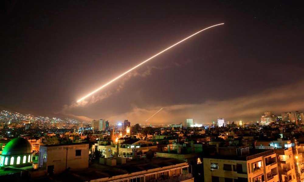 EU asegura tener prueba de que Siria usó armas químicas