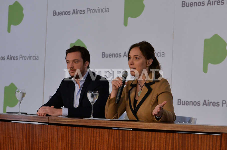 María Eugenia Vidal anuncia hoy una importante baja de la mortalidad infantil en territorio bonaerense
