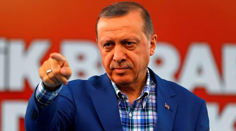 Erdogan: el espíritu de Hitler resurgió en Israel