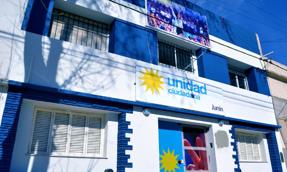 Unidad Ciudadana celebra el Día del Militante - Diario La Verdad Junín