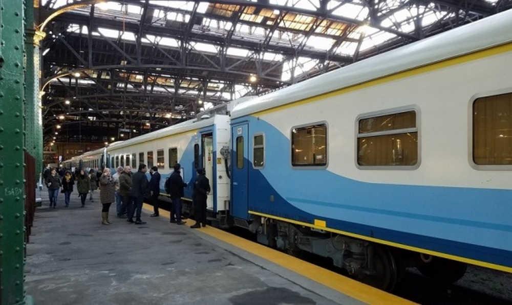 Desde la vuelta del tren a Mar del Plata, más de 348 mil pasajeros  utilizaron el servicio - La Verdad Online de Junín, Buenos Aires, Argentina