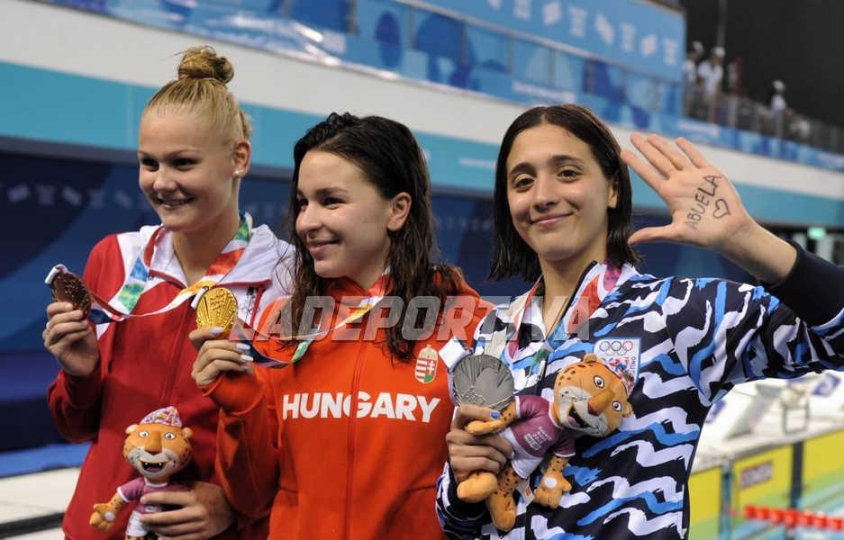 Argentina Logro Sus Primeras Medallas En Los Juegos Olimpicos De La