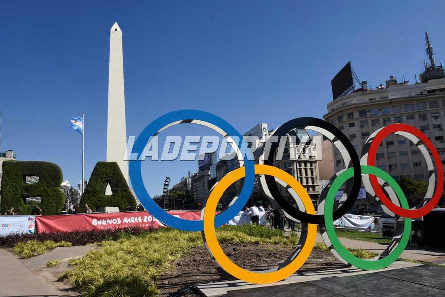 En Buenos Aires Arrancan Hoy Los Juegos Olimpicos De La Juventud