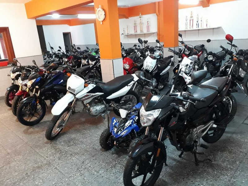 La ventas de motos usadas cayó 3% en septiembre