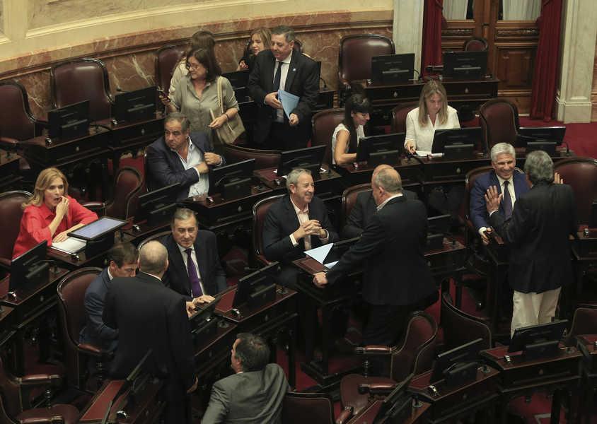 Aprueban por unanimidad la ley de emergencia alimentaria en Argentina