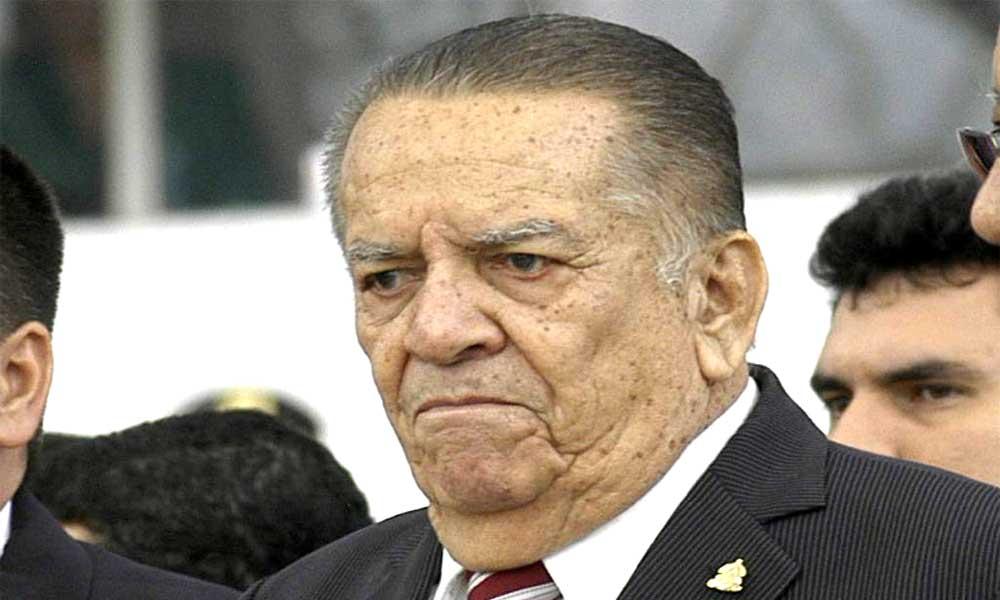 Fallece expresidente de Honduras, Roberto Suazo Córdova