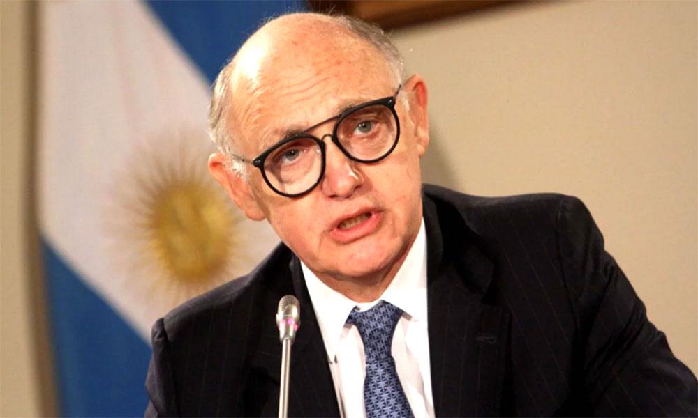 Murió el excanciller argentino Héctor Timerman