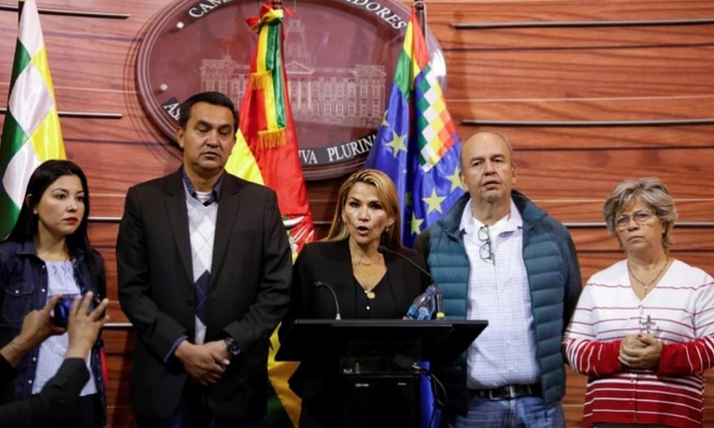 Bolivia anuncia que rompe relaciones con Venezuela - Diario La Verdad Junín