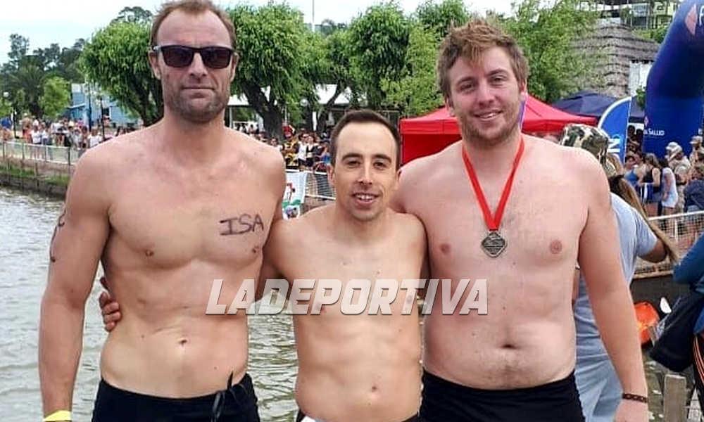 Juninenses nadaron en San Pedro - Diario La Verdad Junín
