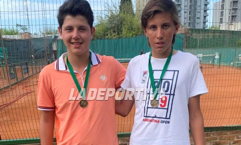 Deportes Buenas actuaciones de juninenses en Pergamino y Chacabuco Jugadores del Centro de Entrenamiento Tenis Junín - Diario La Verdad Junín