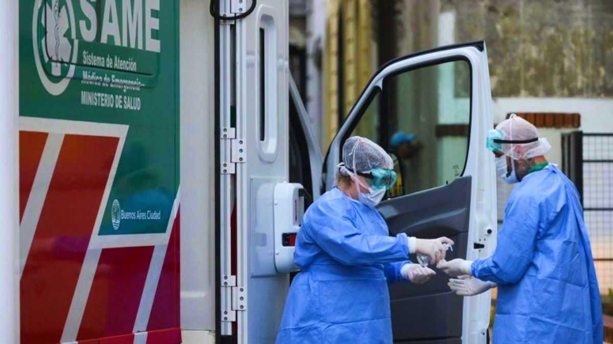 Coronavirus en Argentina: 4.532 casos y 225 muertos -