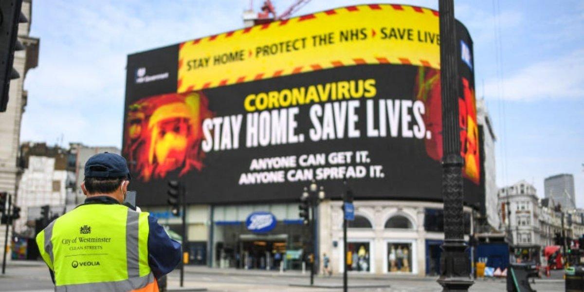 Jornada trágica en Gran Bretaña: 1.000 muertos en un día - La ...