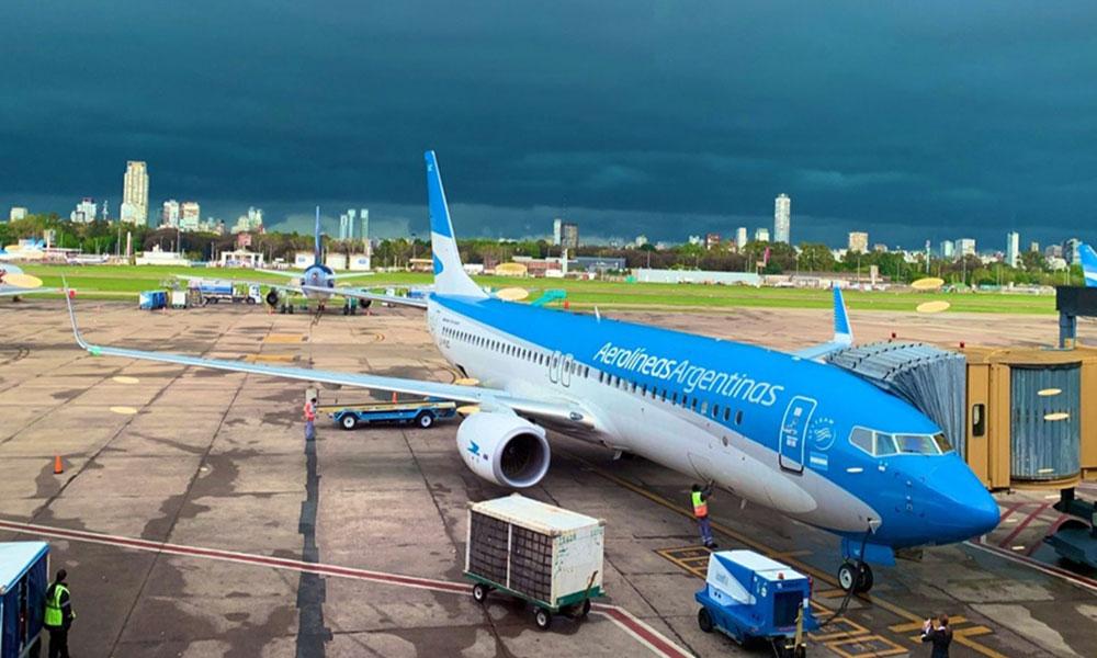 El Aeroparque Jorge Newbery cierra sus operaciones para obras de ...