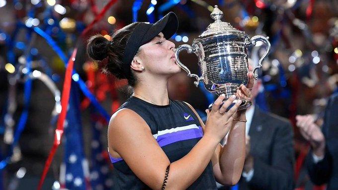 Tenis.-La vigente campeona Andreescu no estará en el US Open