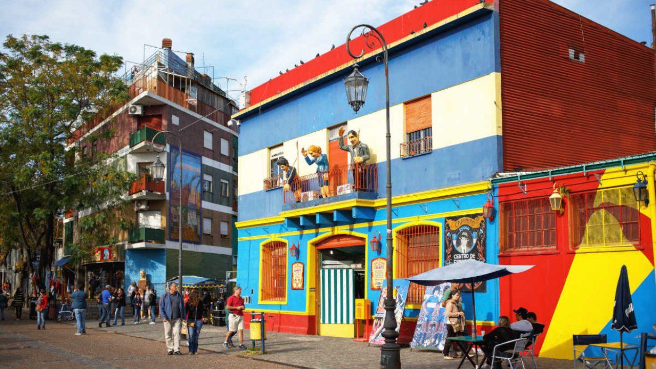La Boca cumple 150 años: Riachuelo, tango, color y fútbol -