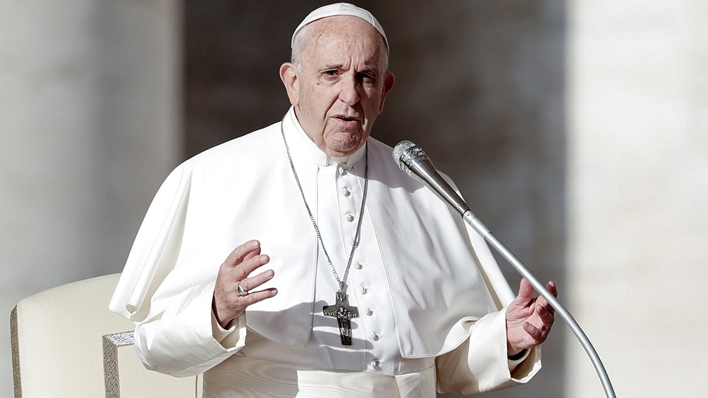 La carta privada del Papa Francisco
