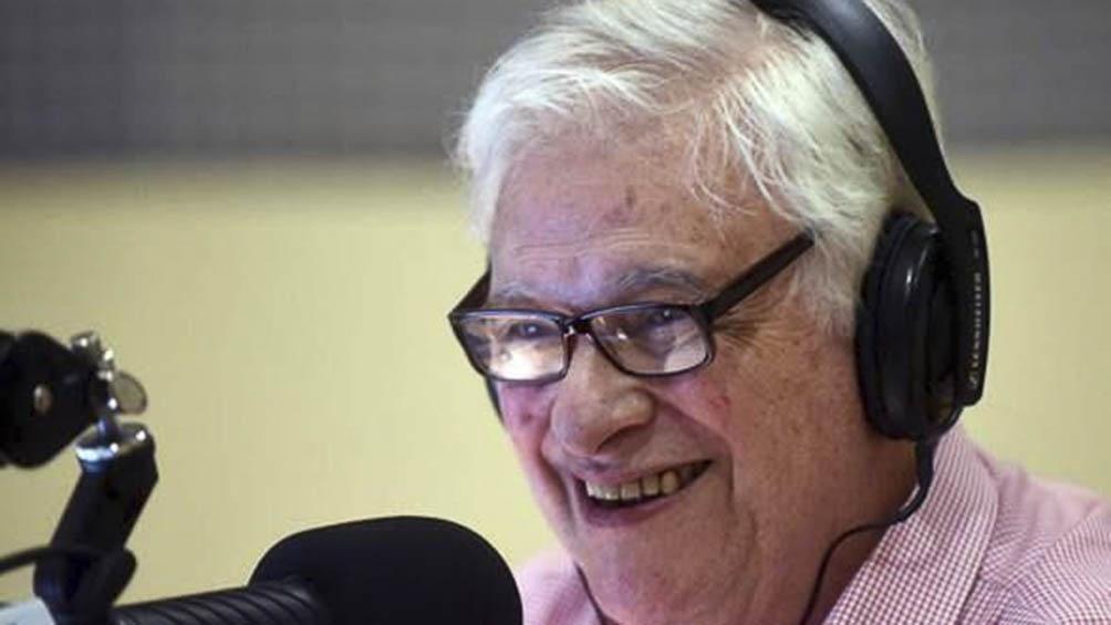 Héctor Larrea anunció su retiro de la radio -