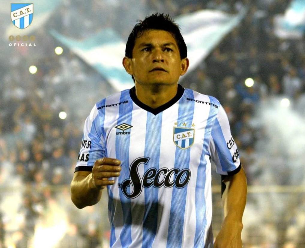 """De Felippe aprobó el regreso de """"Pulga"""" Rodríguez a Atlético Tucumán - La  Verdad Online de Junín, Buenos Aires, Argentina"""