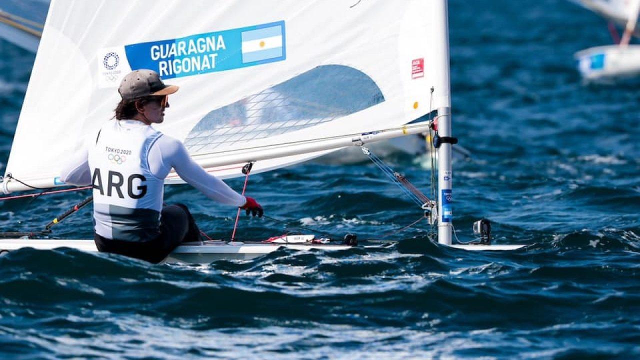 Francisco Guaragna debutó en los Juegos Olímpicos - La Deportiva